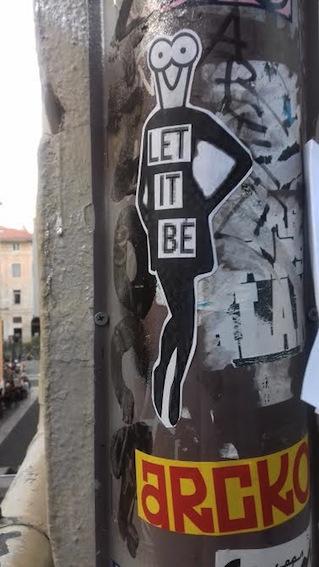 Let it be site